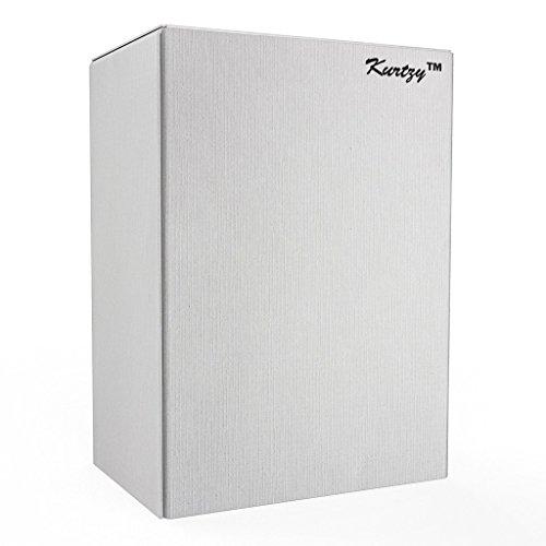 10-x-Scatole-per-Conservare-Scarpe-da-Donna-Trasparenti-Pieghevoli-Impiliabili-da-Kurtzy-TM