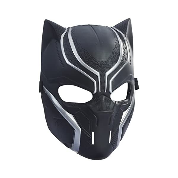 Hasbro Marvel Avengers Black Panther - Maschera base 2 spesavip