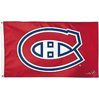 Flagge NHL Montreal Canadiens - 90 x 150 cm, + gratis Aufkleber, Flaggenfritze®