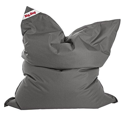 Sitzkissen Sitzsack Big Bag Brava anthrazit 300L