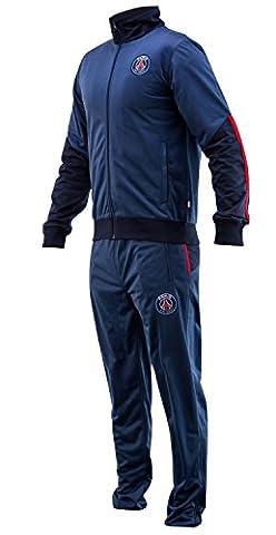 Survêtement PSG : Veste + pantalon - Collection officielle PARIS SAINT GERMAIN - taille enfant garçon 4