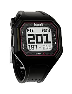 Bushnell Neox Watch EU Mapping, Schwarz, 368500