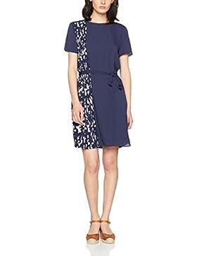 Tommy Hilfiger Damen Kleid Nalise Pleated Dress Ss