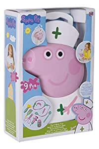 Peppa Medic Case Toy