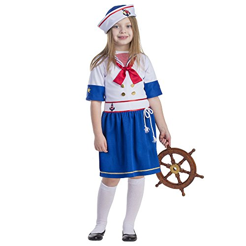 Dress Up America Matrose Mädchen -