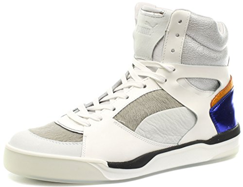 Puma Alexander McQueen MCQ Move Femme Femme Baskets / Sneakers, blanc white-surf the web