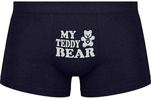 | Cool Boxer briefs | My Teddy bear | Innovative gift. Birthday present. Novelty item.