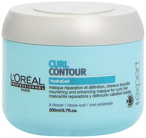 Curl Contour Masque 200 Mill L'Oreal Professionnel Serie Expert