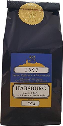 """Habsburg, """"Der Kaiserliche"""", geröstete Kaffeebohnen, 250g"""