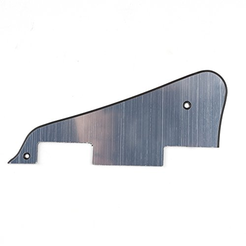 musiclily-electric-guitar-pickguard-for-epiphone-les-paul-modern-style-2ply-aluminum-surface