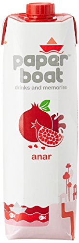 Paper Boat Juice, Anar, 1l