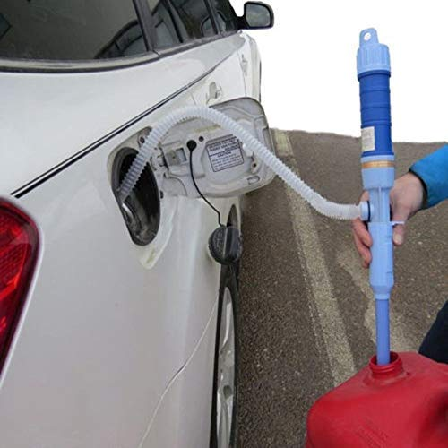 Bomoya Elektrisch Flüssigkeit Förderpumpe, Kraftstoff Übertragung Siphon Pumpe Batteriebetrieben Betrieben Wasser Flüssigkeit Förderpumpe, Aquarien, Heim, Yard Zubehör - Yard-zubehör