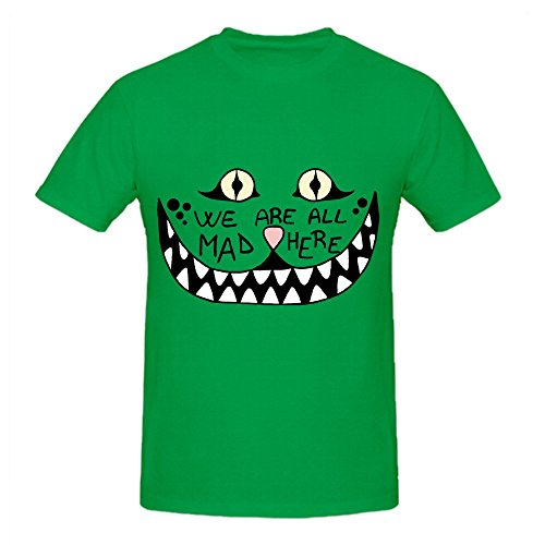 we-are-all-mad-here-mens-crew-neck-digital-printed-tee-shirts-green