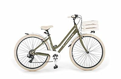 Via Veneto Cruiser 28 Zoll MILANO Lady grün