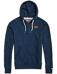 Suchergebnis auf Amazon.de für  superdry hoodie blau  Bekleidung cbc00f880b