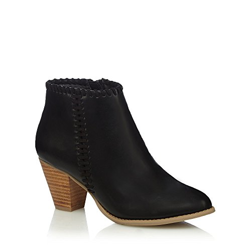 nine-by-savannah-miller-womens-black-stitched-detail-mid-heel-ankle-boots-5