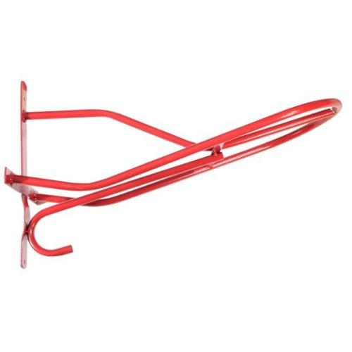 Sattelträger, englisches Modell, rot