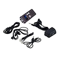 8GB Digital Sound Voice Recorder Rechargeable Dictaphone Recording Pen A-B Repeating MP3 Player Multifunction Audio Recorder