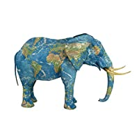 3D Vivid Elephant Wall Sticker Decal for Home Living Room Children Nursery Room Decor