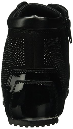 Tosca Blu Flick, Baskets Basses Femme Noir - Schwarz (C99)