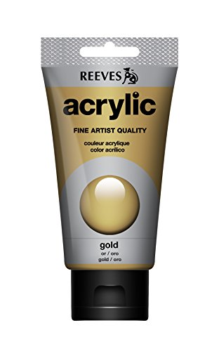 reeves-acrylfarbe-acrylic-hohe-pigmentierung-75ml-tube-gold
