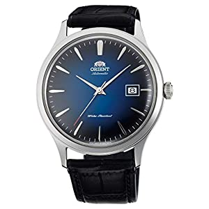Orient FAC08004D0 – Reloj de Pulsera para Hombre, Azul/Negro