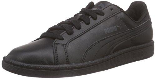 Puma Puma Smash FUN L Jr, Unisex-Kinder Sneakers Schwarz (black-black 05)
