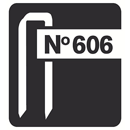 Rapid - Agrafe n°606 - 25 mm par 600 Rapid