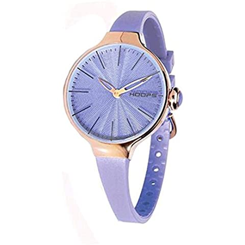 Orologio HOOPS Chérie rose gold Donna Lilla - 2483lg-22