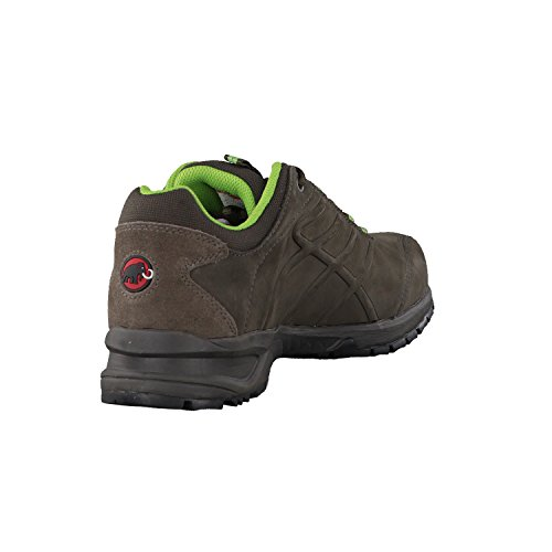 Mammut Tatlow Gtx, Chaussures de Randonnée Basses Homme Marron (Bark-Artichoke)