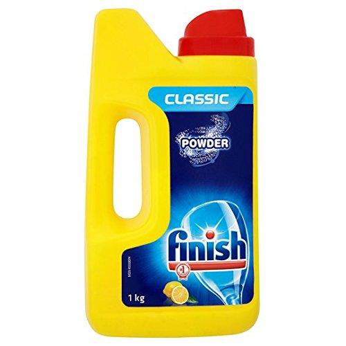 Finish Limón En Polvo Lavavajillas Clásica 1Kg