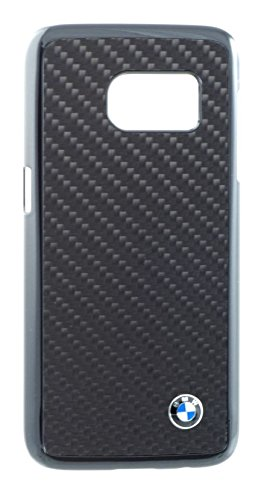 BMW BMHCS7MBC PC Real Fiber Hard Case für Galaxy S7 carbon