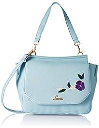 Lavie LANDLER Women's Handbag Combo  (AQUA)