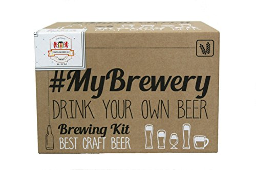 #Cervezanía Kit MB Tripel