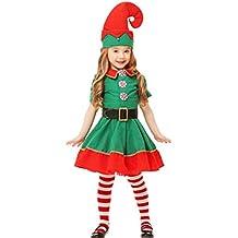 ARAUS Costume della Santa del Partito Pagliaccetti Cosplay Prima Infanzia  Bimbo Vestito Babbo Natale 3 Pezzi 78558529b15