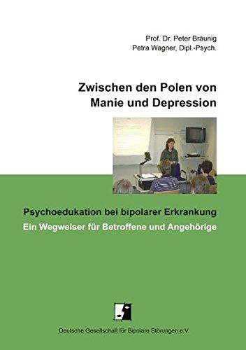 Cover »Zwischen den Polen von Manie und Depression«