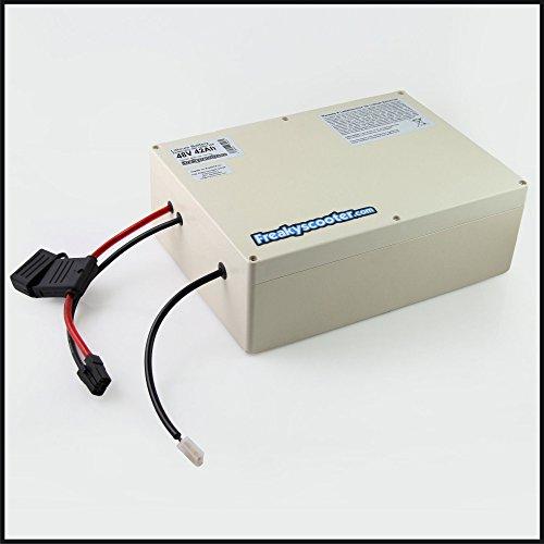FREAKYSCOOTER 48V 42Ah Samsung 35E batería Litio-Ion
