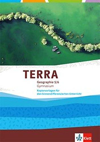 TERRA Geographie 9/10: Kopiervorlagen für den binnendifferenzierenden Unterricht Klasse 9/10