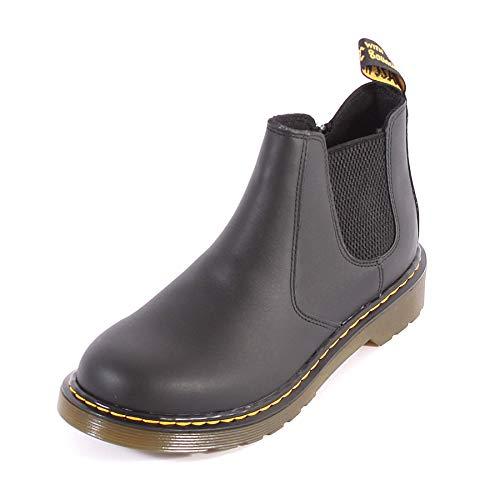 Kinder Dr Martens (Dr. Martens Unisex Kinder 2976 Y Chelsea Boots, (Black Softy T 001), 37 EU)