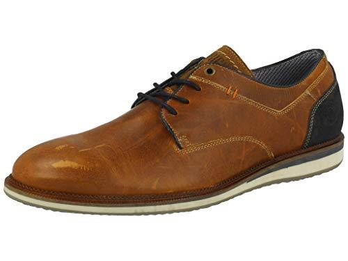 Bullboxer 633 K2-5935A SU10 - Herren Schuhe Schnürer Sneaker - Coco, Größe:43 EU