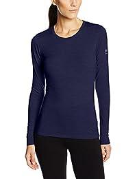 super natural Base 140 Women's Functional Long-Sleeved Shirt - Merino Wool Long-Arm
