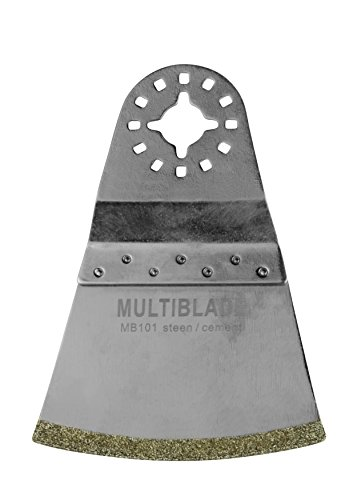 Multiblade Universell Diamant-Sägeblatt (Stein, Beton, Zement) MB101
