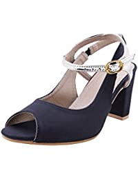 Adorn Women New Look Artificial Leather Block Heel
