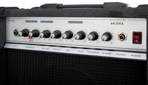 Soundking AK20-RA Gitarrencombo 2-Kanal, 60 Watt - 2