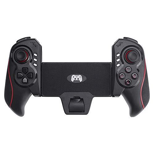 Preisvergleich Produktbild LJS-BQ Teleskop-Wireless-Bluetooth-Game-Controller,  Gamepad-Joystick für Samsung iPhone iPod iPad Android-Telefon Tablet PC