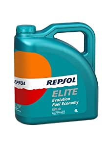 Repsol elite evolution fuel economy 5W30 moteur, 4 l