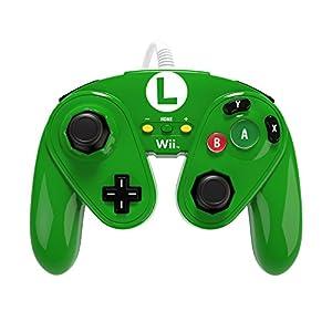 PDP Luigi Design Gamecube Controller für WiiU
