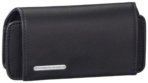 Porsche type PhoneBag F 09/18/39615-01 Unisex - Erwachsene Laptop-Taschen, Schwarz  (black), 11,5x6x3 cm (B x H x T) DE