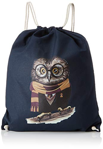 TEXLAB Harry Owl - Turnbeutel, navy