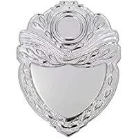 County Engraving New Replacement Centre Shield Trophy - Enter Your Own Custom Text (Large)